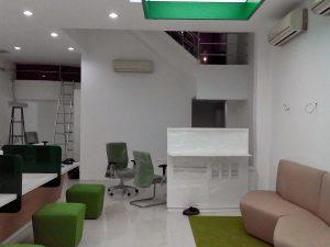 Triển khai hệ thống CCTV, Báo Động - Văn Phòng Saigonfresh food